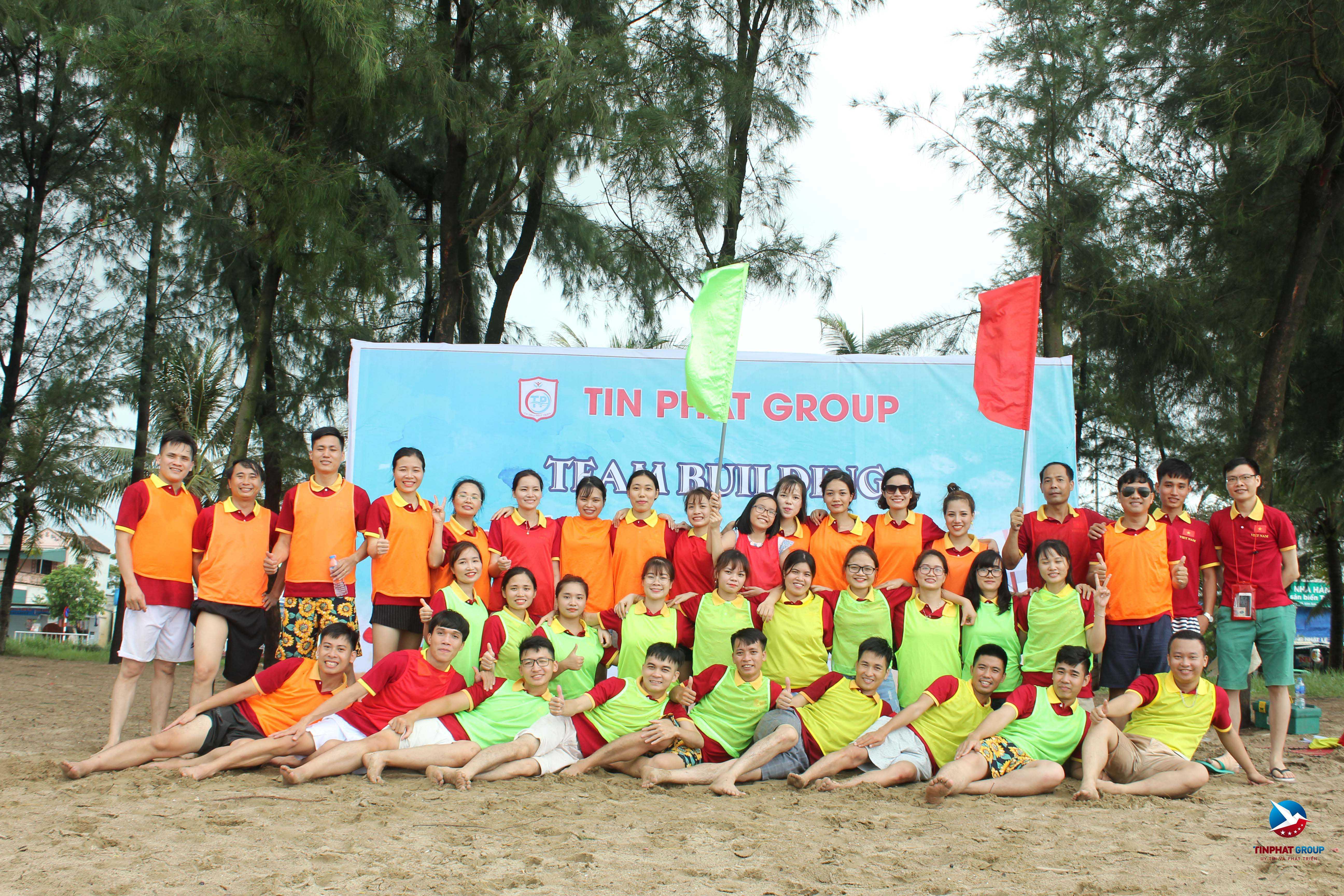 Teambuilding Tín Phát Group Tháng 9.2019