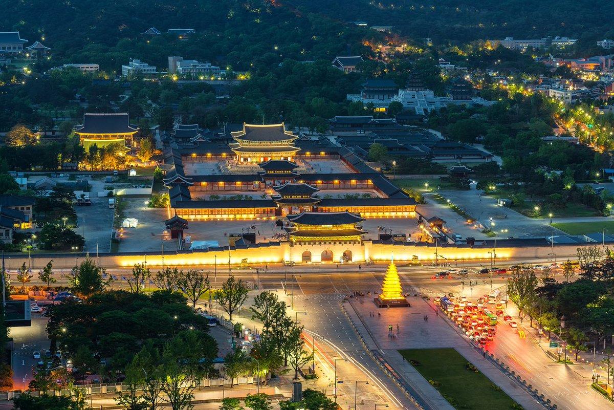 Cung điện Gyeongbokgung biểu tượng lịch sử Hàn Quốc