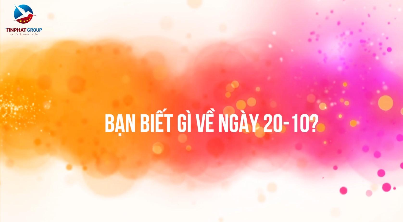 [TÍN PHÁT HÀ NỘI] – HỌC VIÊN TÍN PHÁT CHIA SẺ VỀ NGÀY PHỤ NỮ VIỆT NAM 20/10