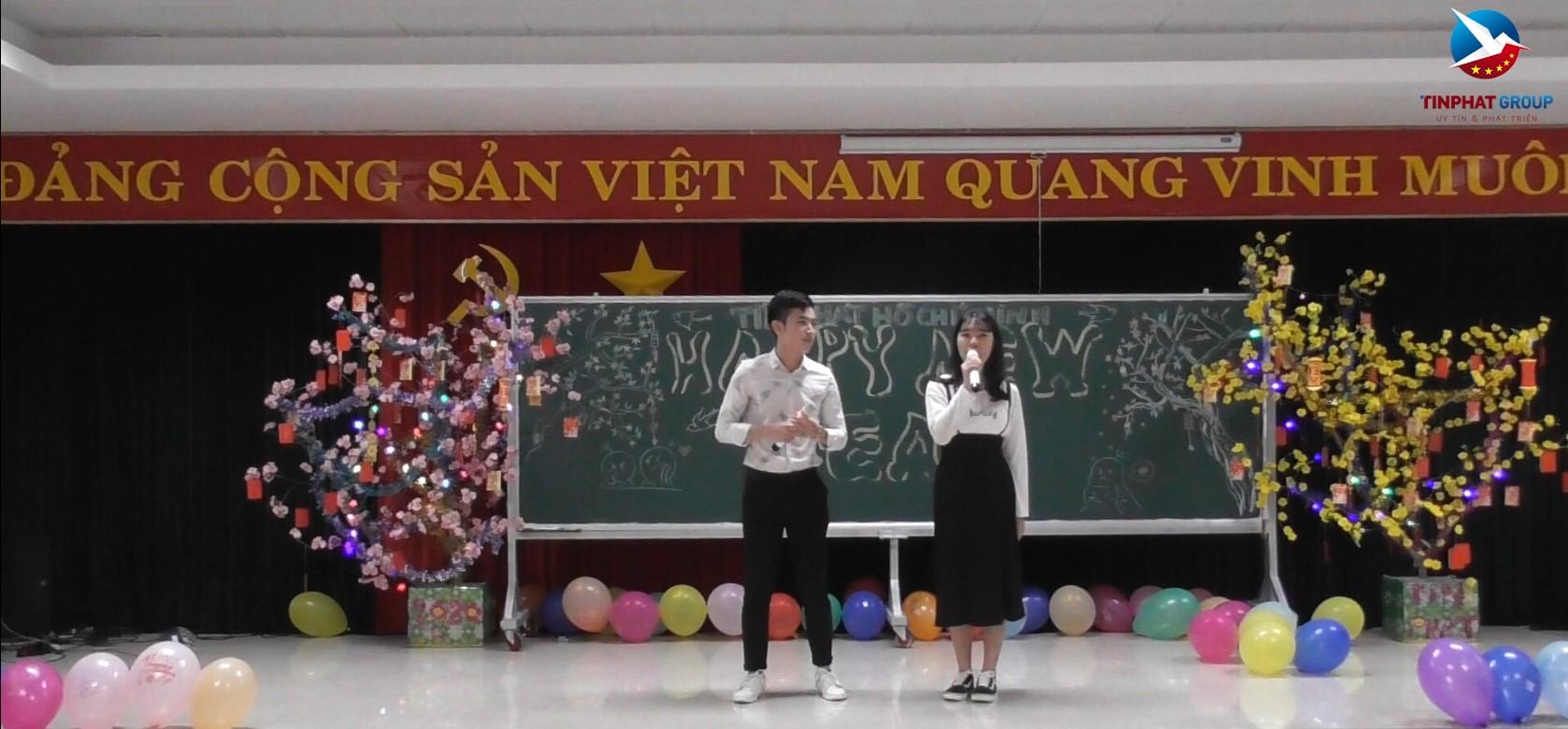 """SONG CA """"TẾT ĐONG ĐẦY"""" – J01 – TÍN PHÁT HỒ CHÍ MINH"""