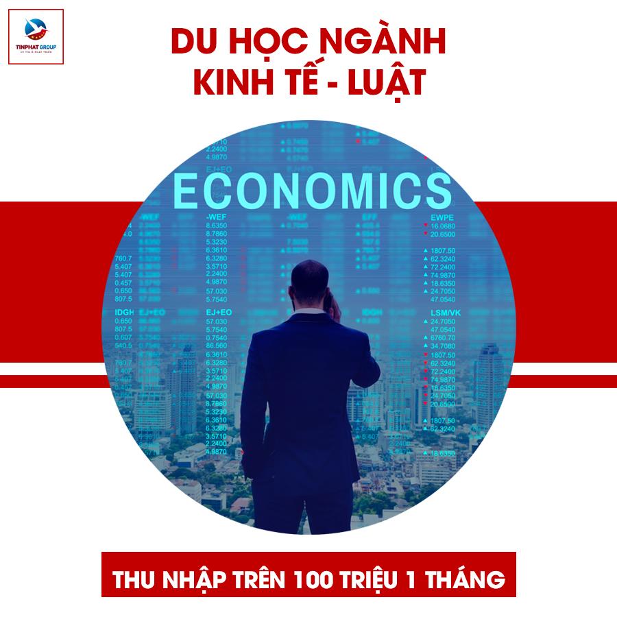 Hàn Quốc – Nhật Bản những địa điểm du học Ngành Kinh tế Luật tốt trên thế giới.