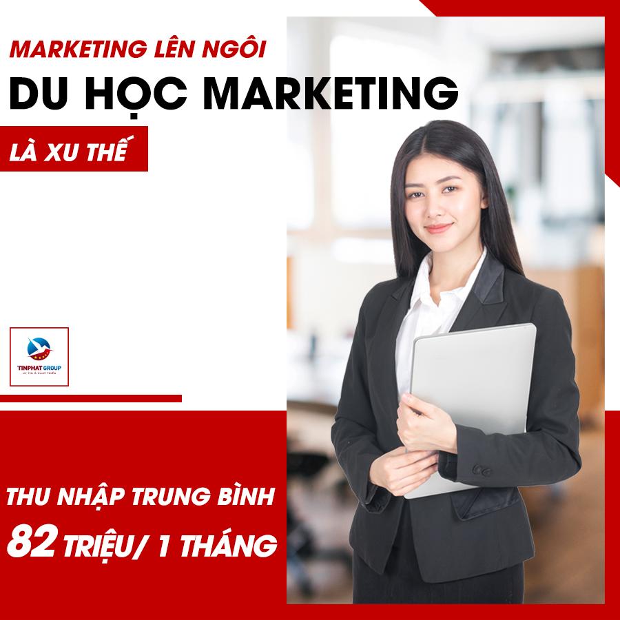 Du học ngành Marketing tại Nhật Bản, Hàn Quốc