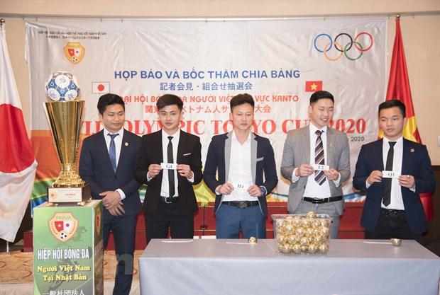 Tín Phát Group cùng khởi động giải bóng đá của cộng đồng người Việt Nam tại Nhật Bản
