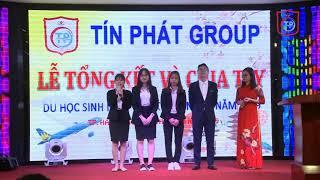 LỄ TỔNG KẾT CHIA TAY DU HỌC SINH KỲ BAY T4/2019