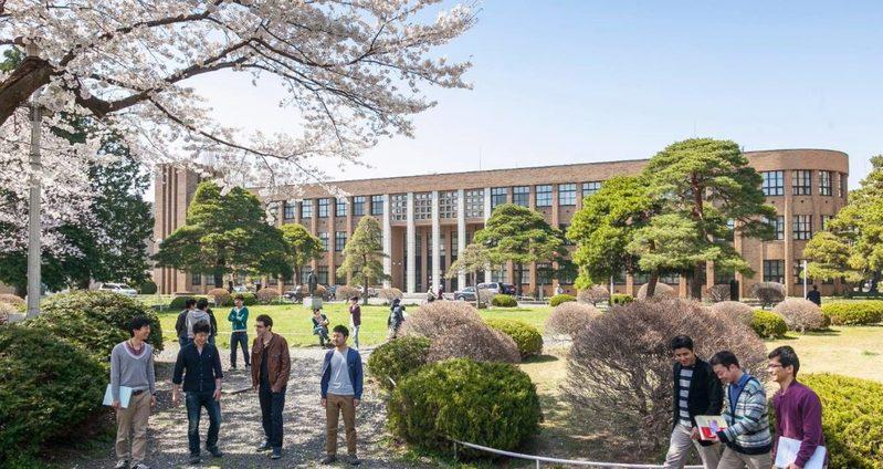 Giới thiệu trường đại học TOHOKU