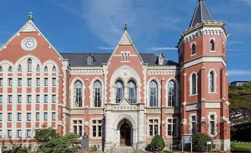 Đại học Keio – một trong những ngôi trường cổ bậc nhất Nhật Bản