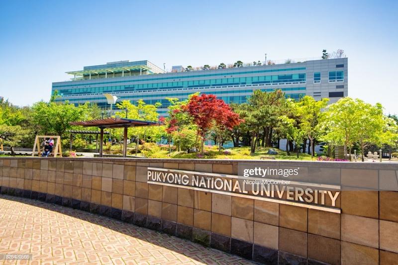 Đại học quốc gia Pukyong Hàn Quốc