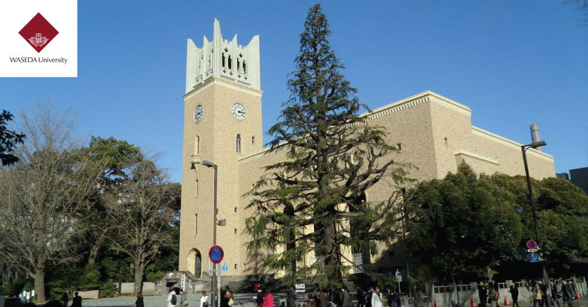 Trường Đại học Waseda – Trường tư thục tốt hàng đầu Nhật Bản