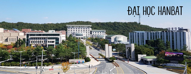 Đại học Quốc gia Hanbat – lựa chọn số 1 cho sinh viên yêu thích ngành kỹ thuật