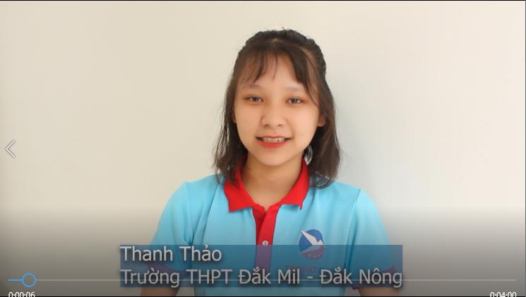 Học sinh Tín phát chia sẻ cuộc sống ngày đầu xa nhà