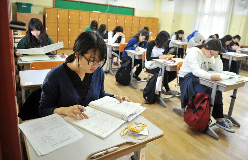 Du học Hàn Quốc: ngày học mấy tiếng & đi làm thêm mấy tiếng?