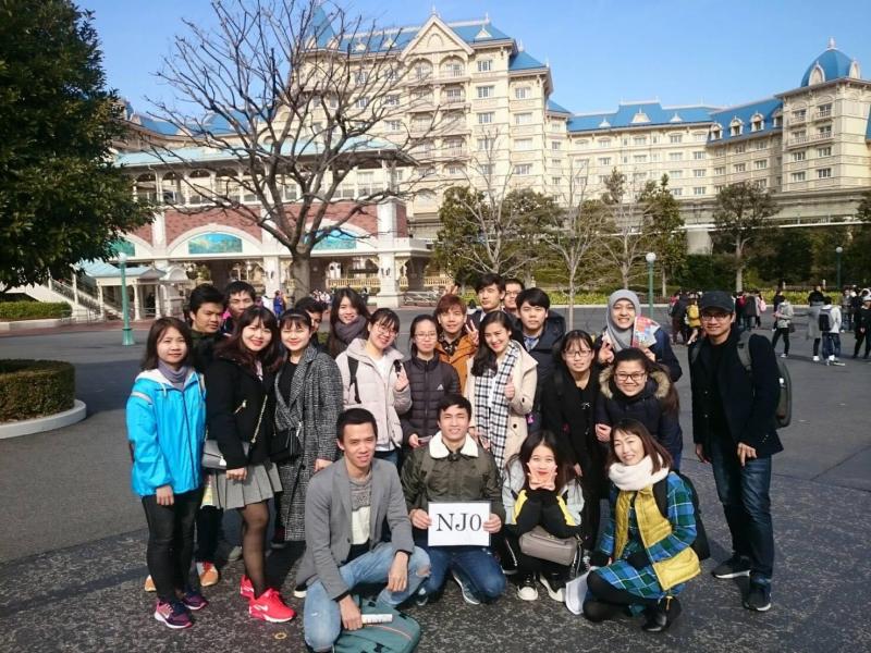 Chuyến đi thanh xuân đầy ý nghĩa của một du học sinh Nhật Bản